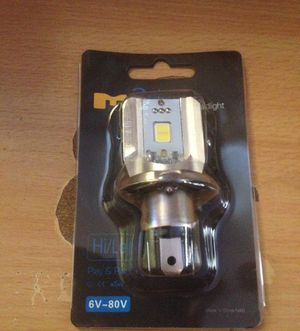 H4 LED light for a motorcycle for Sale in Rhinelander, WI