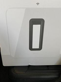 Sonos Sub Generation 3 New, Sealed Box for Sale in Miami,  FL