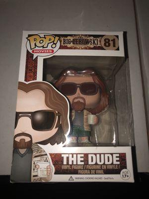 "81 ""the dude"" big Lebowski funko pop! for Sale in Anaheim, CA"