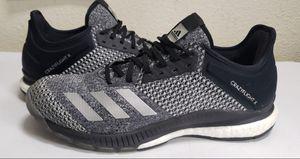 Adidas Women's Crazyflight X2: Size 10/10.5 Black/Silver Metallic//White for Sale in Seattle, WA