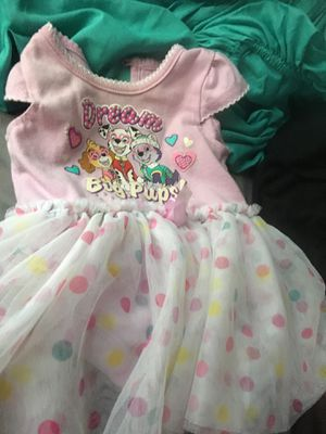 Paw patrol dress for Sale in East Peoria, IL
