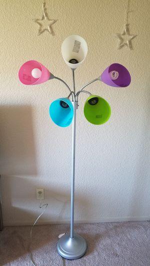 Multicolor Floor Lamp for Sale in Ceres, CA