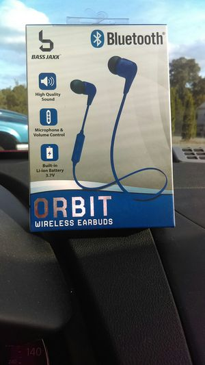 Orbit Wireless Earbuds for Sale in Alexandria, VA