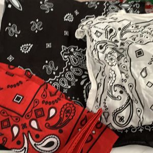 3 bandannas for Sale in Twinsburg, OH