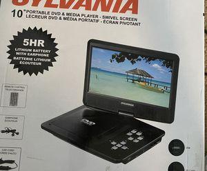 Portable DVD media player for Sale in San Antonio, TX