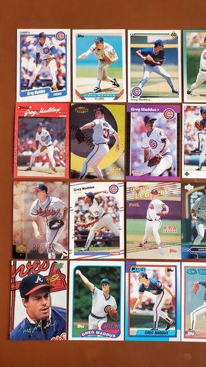 Baseball Cards - Greg Maddux for Sale in Noblesville, IN