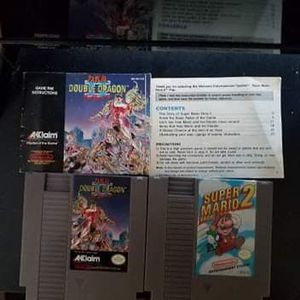 Nintendo NES Games for Sale in Roosevelt, AZ