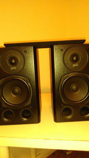 Polk speaker's system for Sale in Tustin, CA