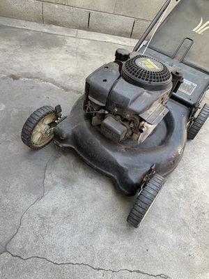 Lawn Mower and Edge Trimmer for Sale in South Gate, CA