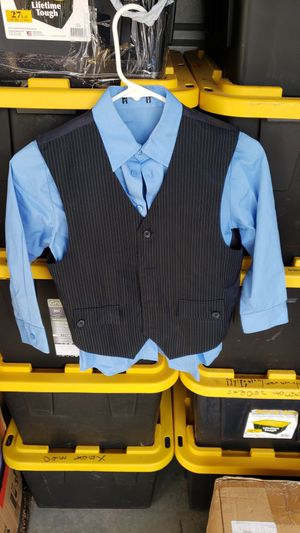 Shirt and vest kids for Sale in Elk Grove, CA