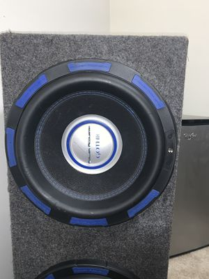 Ampli and subwoofers for Sale in Richmond, VA