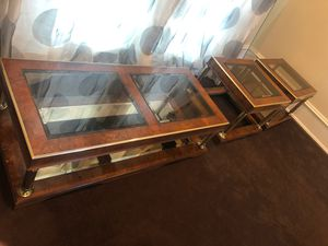 Tables for Sale (NEGOTIABLE) for Sale in Great Falls, VA