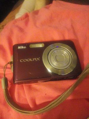 Nikon coolpix s210 for Sale in Spring Valley, CA