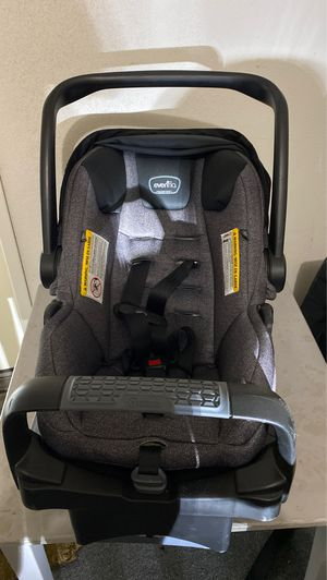 EvenFlo like new car seat and base for Sale in Chino Hills, CA