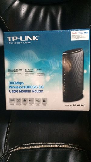 Wireless modem and router -brand new for Sale in Tampa, FL