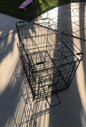 Dog crate for Sale in Carlsbad, CA
