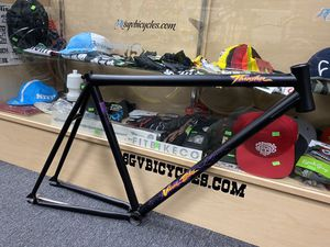 53cn 56cm Volume thrasher v2 frame brand new on the box black for Sale in City of Industry, CA