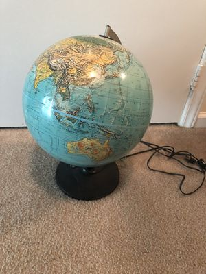 Globe for Sale in Raleigh, NC
