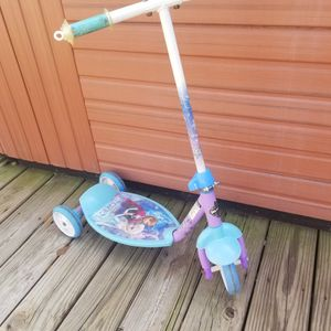 Frozen Scooter for Sale in Houston, TX