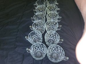 Antique Glass Punch Set for Sale in Longs, SC