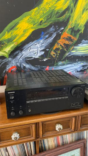 Onkyo receiver for Sale in Cardiff, CA