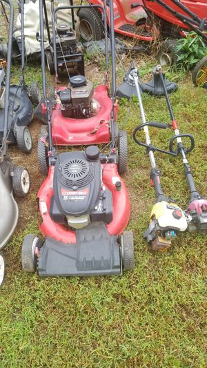 Free mowers and 2 cycle equipment for parts. for Sale in Gainesville, VA