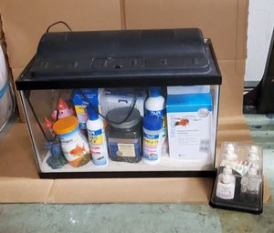 Fish tank - fully equipped for Sale in Keizer, OR