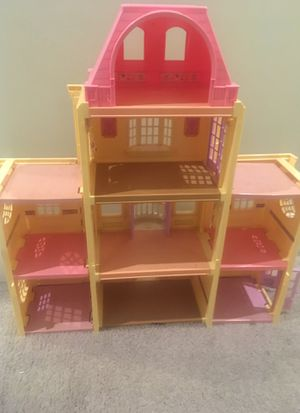 Fisher price - gently used doll house for sale for Sale in Milton, MA