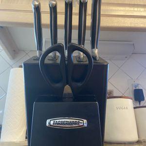 Farberware Knife Set for Sale in Springfield, VA