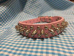 Dog spike collar for Sale in Gervais, OR