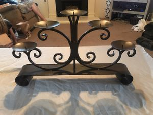 Large Candle Holder for Sale in Fresno, CA