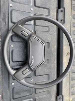 Toyota pickup Steering wheel for Sale in Redwood City, CA