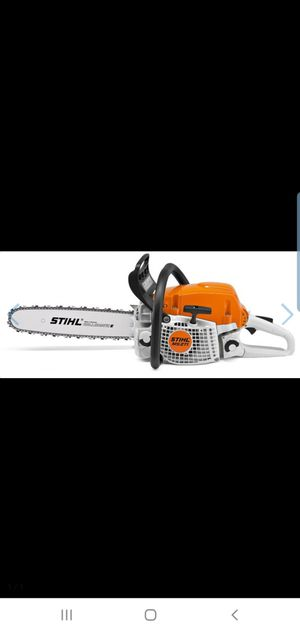 Chainsaw for Sale in Marysville, WA