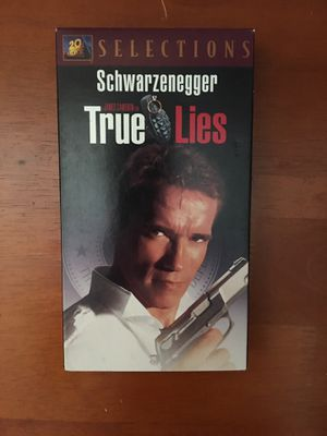 True Lies (VHS) for Sale in Hamden, CT