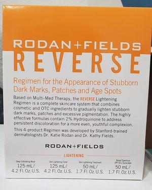 Reverse regimen Rodan and Fields for Sale in Auberry, CA