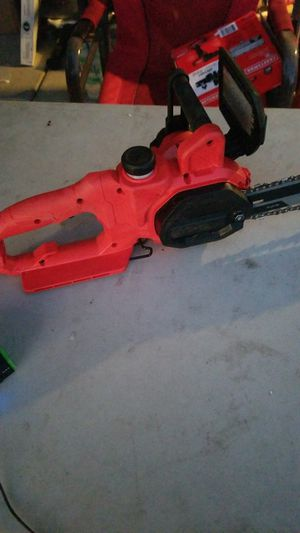 Brand new Craftsman electric Chain saw for Sale in Hesperia, CA