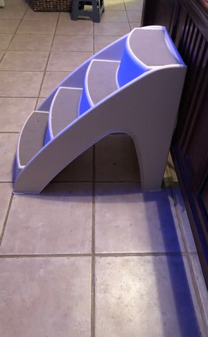 Dog stairs for high bed for Sale in Orange, TX