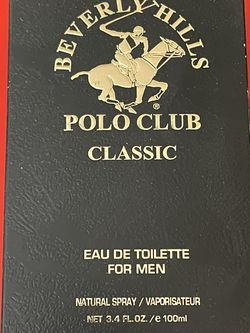 Beverly Hills Polo Club Classic Eau De Toilette Fragrance Cologne for Sale in Los Angeles,  CA