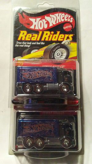 Real Riders Hot Wheels. for Sale in Oklahoma City, OK