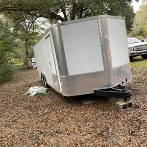 Enclosed Trailer for Sale in Dover, FL