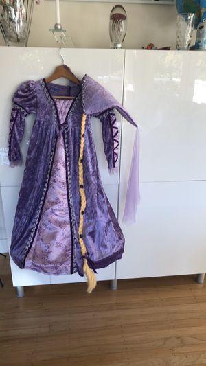 Rapunzel (Tangled) velvet Halloween costume for Sale in Mill Valley, CA