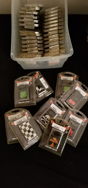 Refillable Zippo Type Lighters for Sale in Windermere, FL