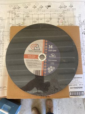 14 chopsaw blades for Sale in Santee, CA