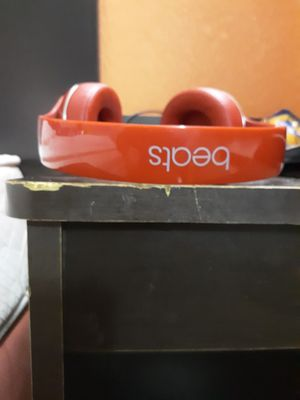 Beats by Dr.dre studio over ear for Sale in Washington, DC