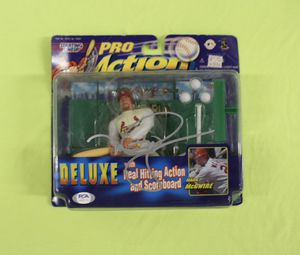 Mark McGwire Signed Autographed Starting Lineup Big Mac St. Louis Cardinals PSA for Sale in Saratoga, CA