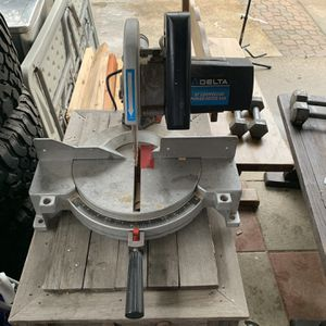 Power Meter Saw for Sale in Grand Prairie, TX