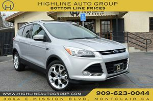 2014 Ford escape titanium AWD for Sale in Montclair, CA