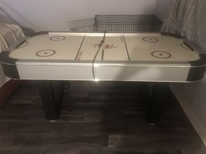 Air hockey table for sale for Sale in Aurora, CO