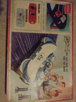 Old Slot Car Set for Sale in Warren,  MI