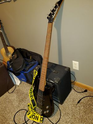 Jackson JSP2 4 string bass for Sale in Maize, KS